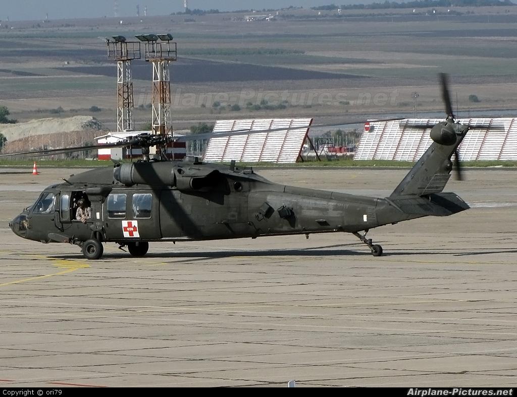 USA - Army 87-24656 aircraft at Burgas
