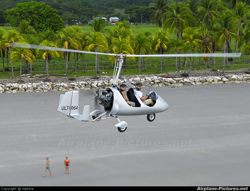 Ultra Light Tour ULTI064 aircraft at In Flight - Costa Rica
