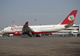 VT-VJK - Kingfisher Airlines Airbus A330-200