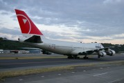 N624US - Northwest Airlines Boeing 747-200 aircraft