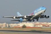 F-HKIS - Corsair / Corsair Intl Boeing 747-400 aircraft