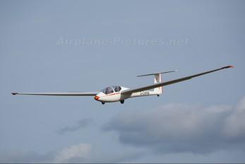 G-CHPW - Scottish Gliding Union Schleicher ASK-21