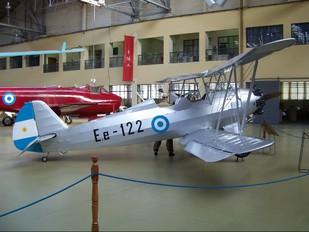 E.E122 - Argentina - Air Force Focke-Wulf Fw.44J Stieglitz
