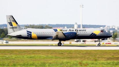 LX-WAL - West Air Europe British Aerospace ATP