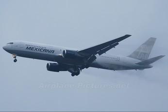 XA-MXC - Mexicana Boeing 767-300ER