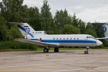 RA-87981 - Rusline Yakovlev Yak-40