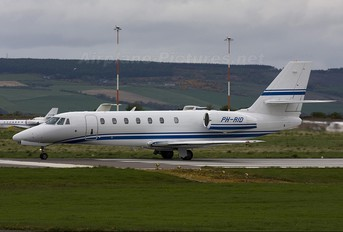 PH-RID - Cartier Europe Cessna 680 Sovereign