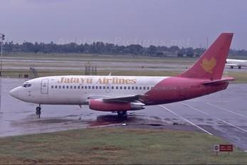 PK-LIA - Jatayu Airlines Boeing 737-200