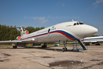 RA-85771 - Russia - Air Force Tupolev Tu-154M