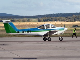 G-BNHG - Highland Flight School Piper PA-38 Tomahawk