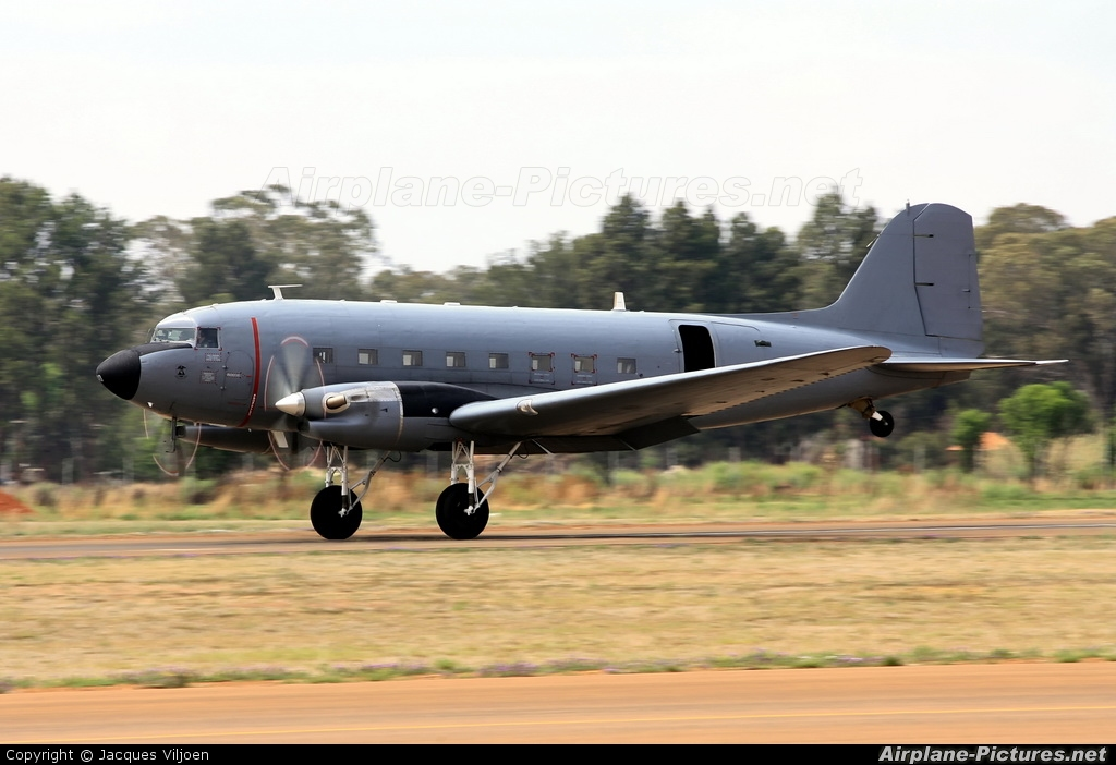 South Africa - Air Force 40 aircraft at Potchefstroom