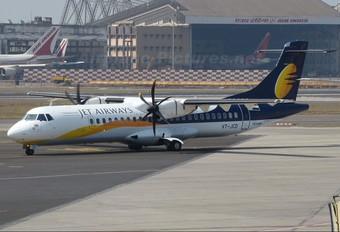 VT-JCD - Jet Airways ATR 72 (all models)