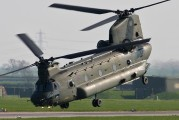ZA705 - Royal Air Force Boeing Chinook HC.2 aircraft