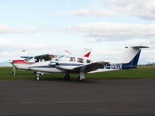G-BRUX - Private Piper PA-44 Seminole