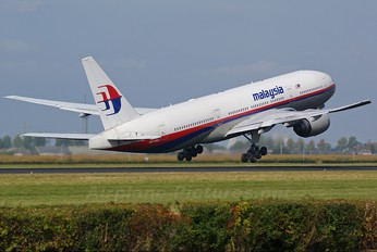 9M-MRQ - Malaysia Airlines Boeing 777-200ER
