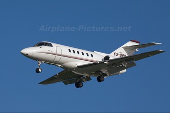 CS-DRO - NetJets Europe (Portugal) Hawker Beechcraft 800XP