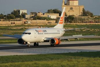 5N-BLD - Aero Contractors Nigeria Boeing 737-500