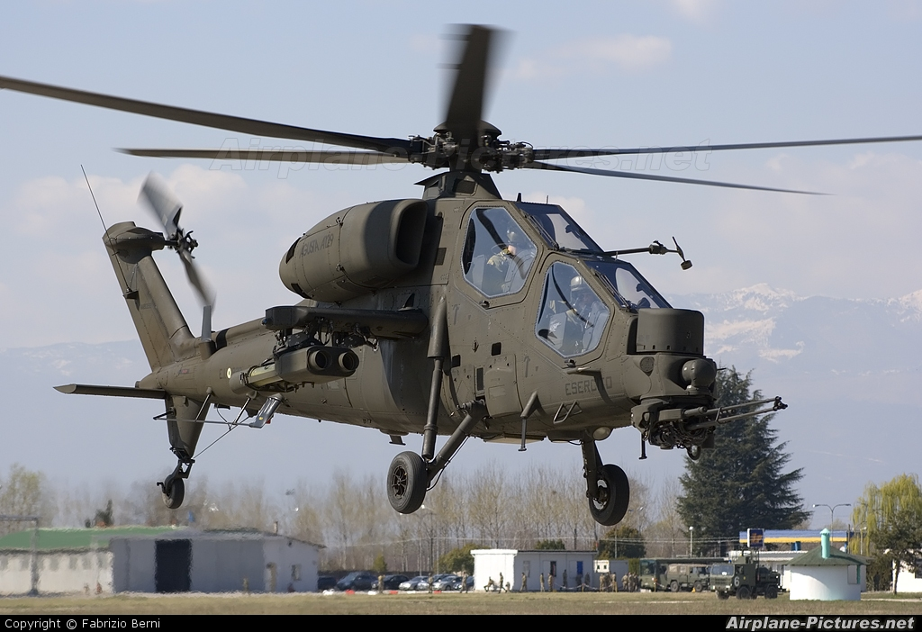 Italy - Army MM81392 aircraft at Casarsa della Delizia