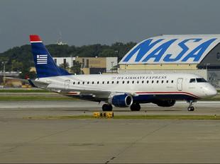 N131HQ - US Airways Express Embraer ERJ-170 (170-100)