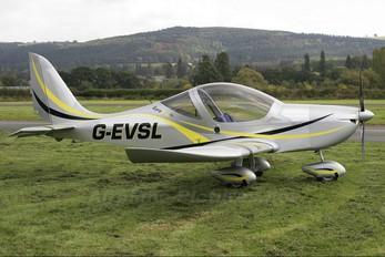 G-EVSL - Private Evektor-Aerotechnik EV-97 Eurostar SL