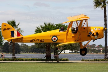 VH-BTP - Private de Havilland DH. 82 Tiger Moth