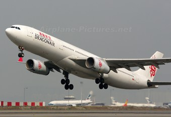 B-HYD - Dragonair Airbus A330-300