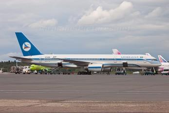 VP-BBR - Azerbaijan Airlines Boeing 757-200