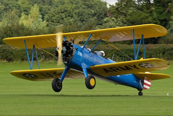 N1731B - Private Boeing Stearman, Kaydet (all models)