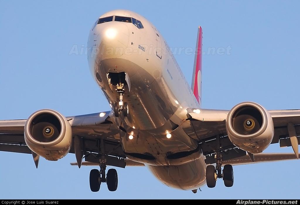 Turkish Airlines TC-JGC aircraft at Barcelona - El Prat