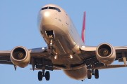 TC-JGC - Turkish Airlines Boeing 737-800 aircraft
