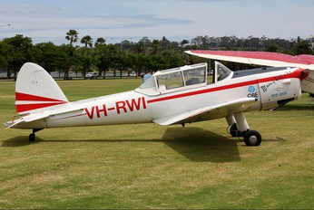 VH-RWI - Royal Aero Club of Western Australia de Havilland Canada DHC-1 Chipmunk