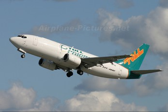 ZK-TLC - Toll Priority Boeing 737-300F
