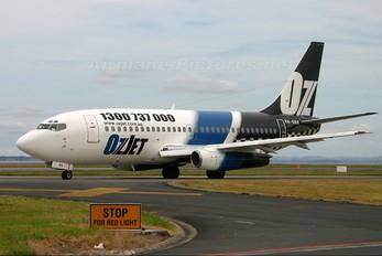 VH-OBN - OzJet Boeing 737-200