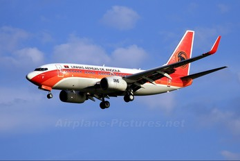 D2-TBF - TAAG - Angola Airlines Boeing 737-600
