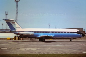 N5033 - Private BAC 111