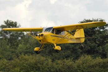 G-FKNH - Private Piper PA-15 Vagabond