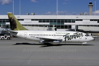 N212US - Frontier Airlines Boeing 737-200