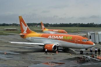 PK-KKA - AdamAir Boeing 737-300