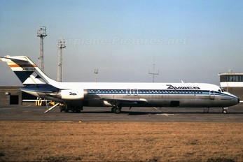 EC-CLD - Aviaco Douglas DC-9