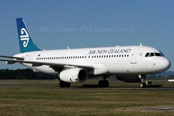 ZK-OJI - Air New Zealand Airbus A320