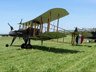 ZK-FEE - The Vintage Aviator Limited Royal Aircraft Factory FE.2b