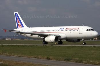 SU-PBH - Air Memphis Airbus A320
