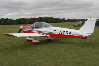 G-AZRA - Private Bolkow Bo.209 Monsun