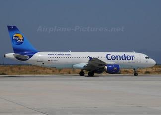 D-AICF - Condor Airbus A320