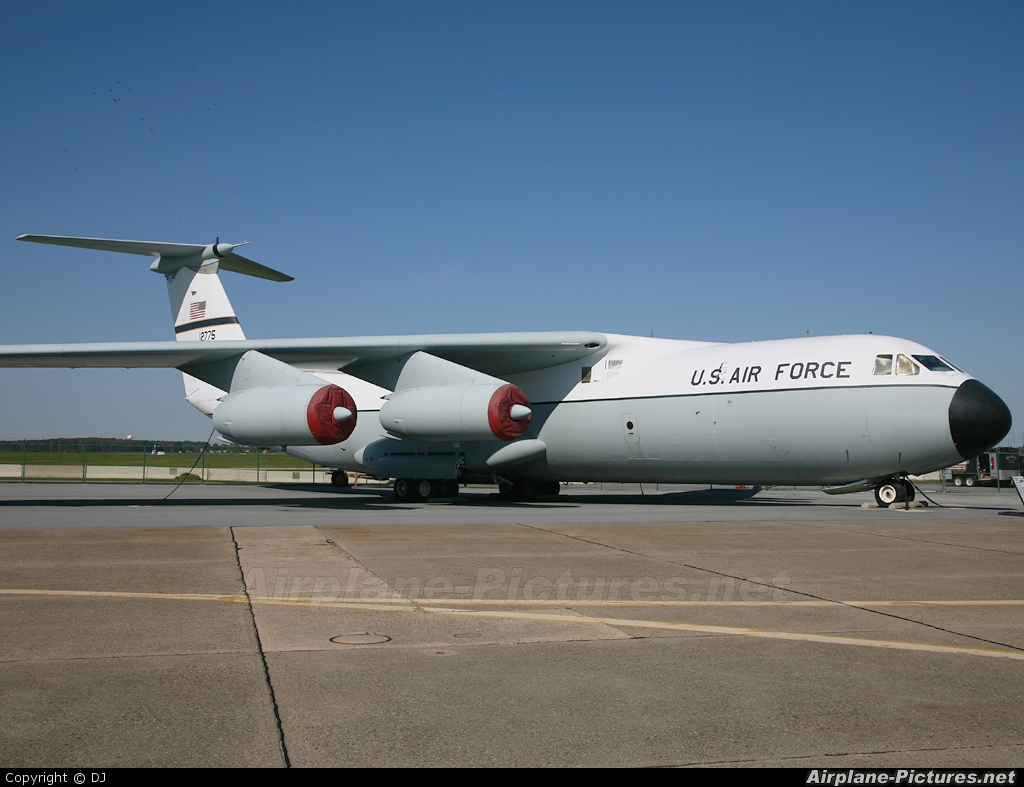 C-141 Starlifter of the U.S. Air Force, history, design and ...