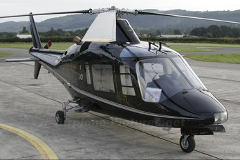 G-PBEK - Private Agusta / Agusta-Bell A 109A Mk.II Hirundo