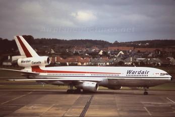 C-GFHX - Wardair McDonnell Douglas DC-10