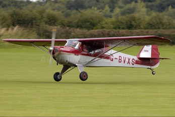 G-BVXS - Private Taylorcraft BC-12D Twosome