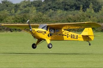G-BOLB - Private Taylorcraft BC-12-65