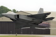 04-4082 - USA - Air Force Lockheed Martin F-22A Raptor aircraft